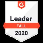 Fall 2020 G2 Leader Award