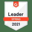 G2 Spring 2021 Badge