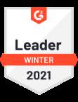 G2 Winter Badge