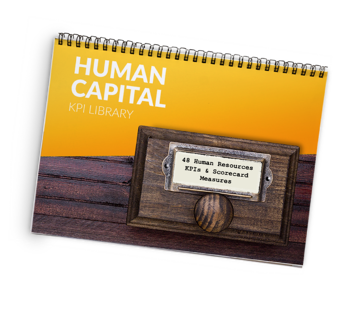 48 Human Capital KPI's