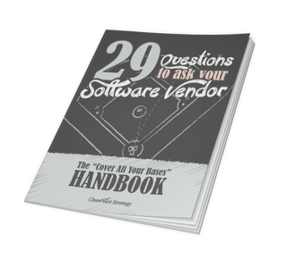 29 Questions To Ask Your Software Vendor