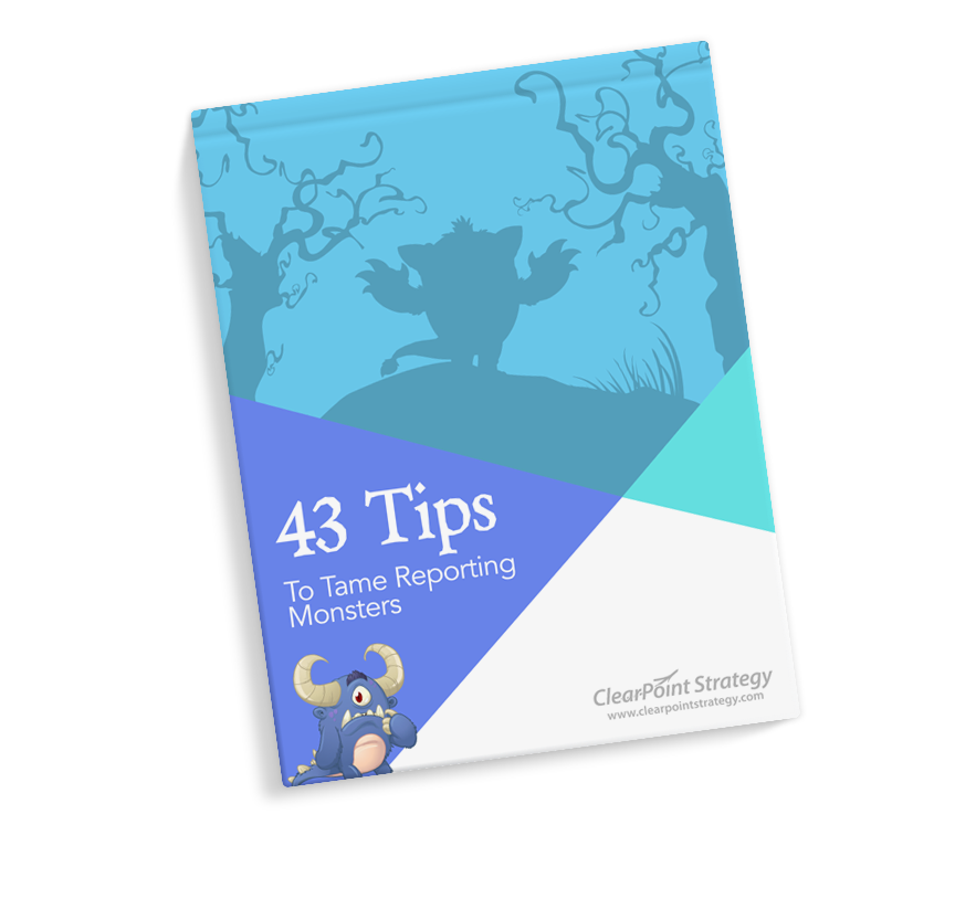 43 Tips To Tame Reporting Monsters
