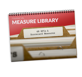 68 Financial KPIs & Scorecard Measures