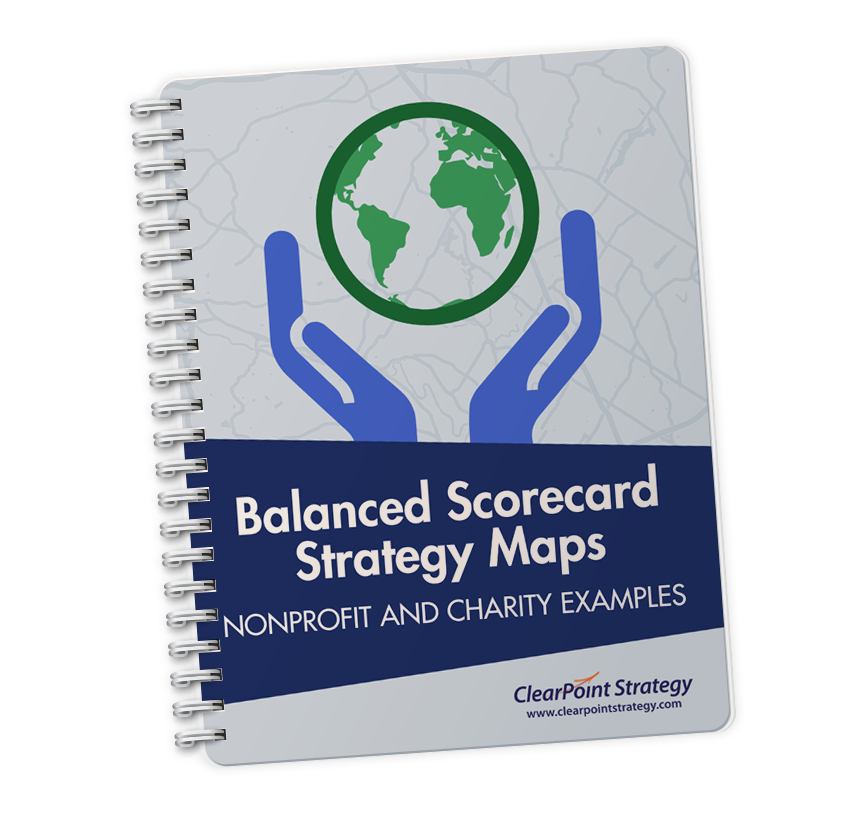 Balanced Scorecard Strategy Maps For Nonprofits & Charities